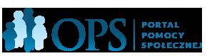 Logo OPS Portalu Pomocy Społecznej