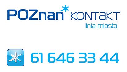 Poznań Kontakt 61 846 33 44